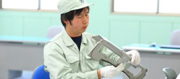 石山寺工場 品質保証課 Y.N