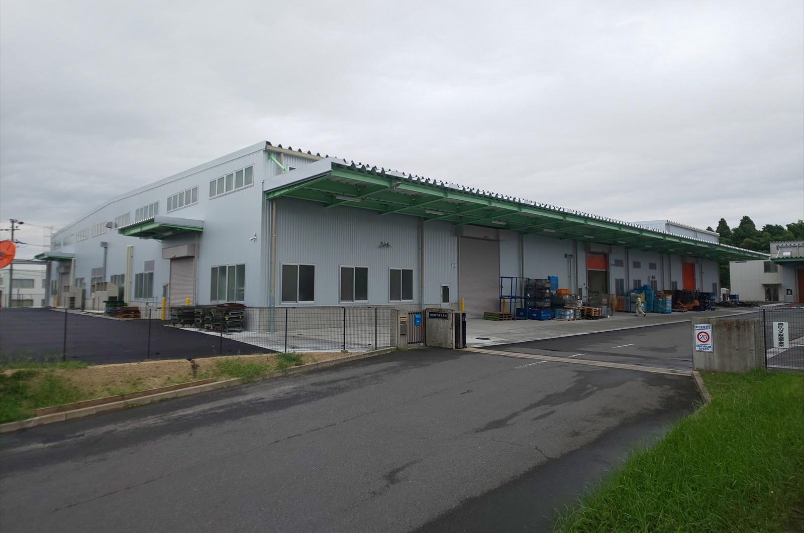 甲賀ファクトリー金属工場